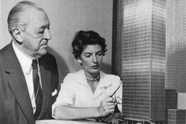 Building Seagram | Phyllis Lambert à l'honneur | Biographies, récits, essais | The Spirit of the Times | Scoop.it
