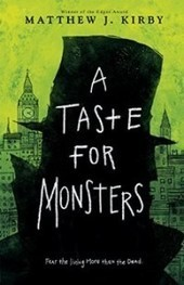 Monsters On Their Minds | New YA Fiction | Young Adult Novels | Scoop.it