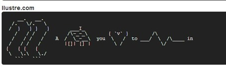 ASCII Art Signatures In The Wild | ASCII Art | Scoop.it