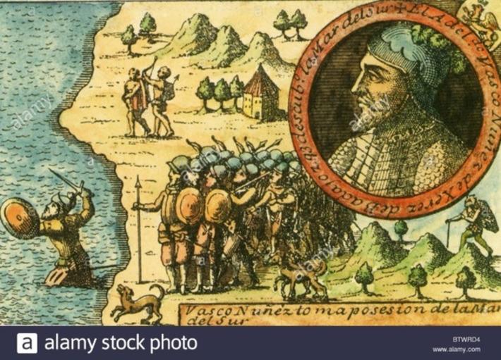 Carnet de voyage - Vasco Nuñez de Balboa, décapité après avoir découvert le Pacifique | Tahiti Infos | Amériques | Scoop.it