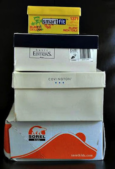 Empathy in a (Shoe) Box: lesson on empathy!   Empathy and Compassion   Scoop.it