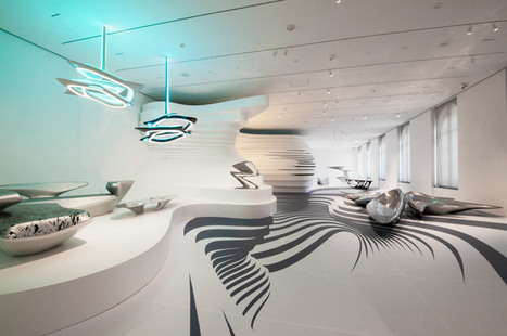 Zaha Hadid: Form in Motion / Philadelphia Museum of Art | ARCHIresource | Scoop.it