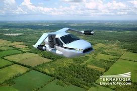 Flying Cars Move From Science Fiction to Present-Day Possibility | Cool Future Technologies | Scoop.it