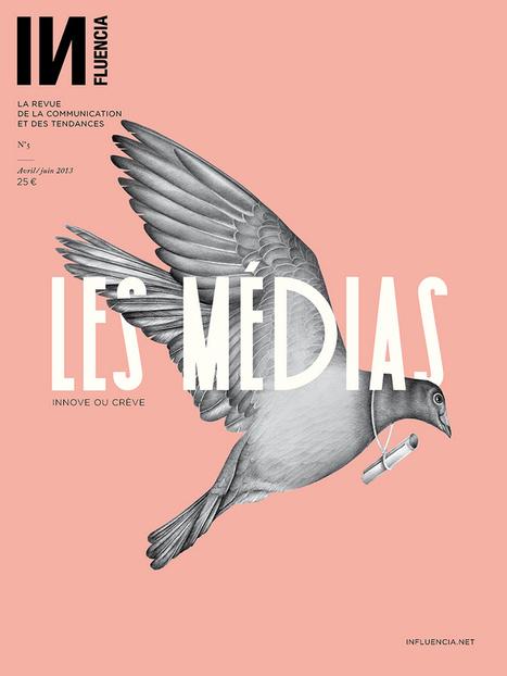 Si t'es un média, innove ou crève... | Storytelling, BandContent : la narration comme mode de communication | Scoop.it