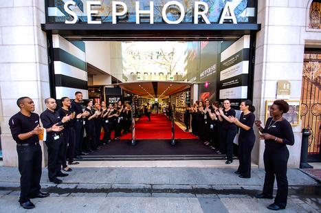 Le marketing en point de vente by Sephora | BrandsMarques | Scoop.it