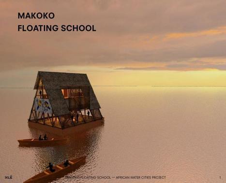NIGERIA.Lagos école flottante de makoko par Kunle Adeyemi nominée design de l'année 2014   Archicaine   Sélection de projets   Scoop.it