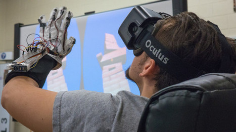 How Virtual Reality can Improve Online Learning | Teaching in Higher Education | Scoop.it