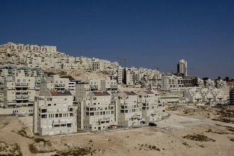 L'ONU demande à Israël l'arrêt immédiat de la colonisation   Le Journal du Siècle : L'actualité au fil du temps   Scoop.it