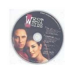 Tampereen Teatteri - West Side Story PROMO CDS (VG+/-) -musikaali | Teatteri ja draama | Scoop.it