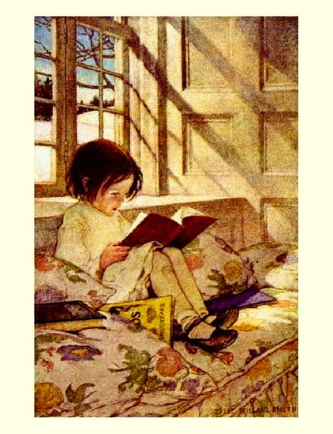 Las ilustraciones infantiles. Jessie Willcox Smith. | Aprender a leer | Scoop.it
