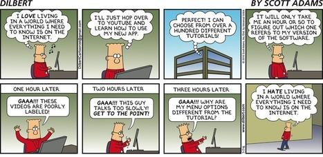 Dilbert Comic Strip on 2016-07-17 | Dilbert by Scott Adams | Kool Look | Scoop.it