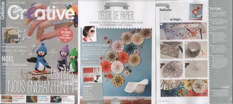 Créative - Tuto rosace pour déco murale   Devis Peinture - Entreprise Peinture-Déco   Scoop.it