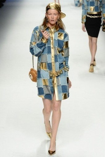 Milano Fashion Week: Moschino FW 2015 16, Lettera Semi Seria A Jeremy Scott | Fashion blog di moda | Scoop.it