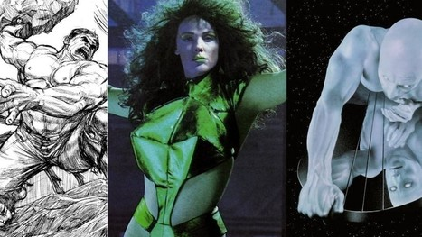The 10 Weirdest Marvel Movies That Almost Got Made | Strange days indeed... | Scoop.it