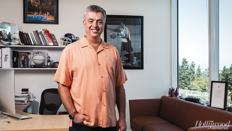 Eddy Cue on Apple's TV Plans and Why Netflix Isn't a Competitor - HollywoodReporter   mvpx_CTV   Scoop.it