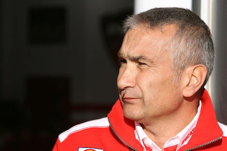 Tardozzi back at Ducati as Team Manager -will replace Guareschi | Ductalk Ducati News | Scoop.it