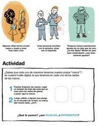 Guía ilustrada:explicar la discapacidad a niños pequeños   Discapacidad e integración socio-laboral   Scoop.it