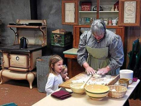 Pennypacker Mills offers a look at colonial-era baking - The Times Herald   Family Travel Bag News   Scoop.it