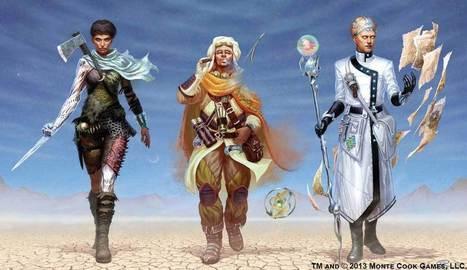Les Gardiens des Univers Ludiques | Numenéra : une feuille de ... | Les gardiens des Univers Ludiques | Scoop.it