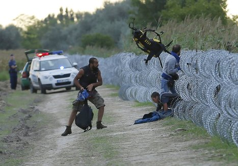 This photo sums up the slow-motion tragedy unfolding in Europe   Lifestyle Matters   Scoop.it