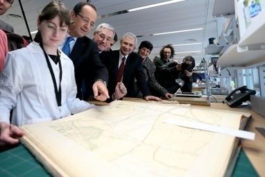 Intervention du Président de la République lors de l'inauguration du nouveau site des Archives Nationales | Elysee.fr | Nos Racines | Scoop.it
