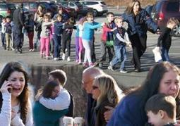 UPDATED: 27 dead, including 20 kids, in Newtown, Conn., elementary school shooting: Gunman Adam Lanza, 20, kills teacher mother in her Newtown home, then drove her car to her school and opened fire | Breaking News and citizen' photojournalism | Scoop.it