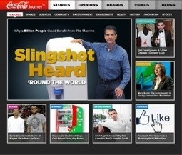 Coca-Cola enter the world of brand journalism | Wannabe Hacks | Public Relations & Social Media Insight | Scoop.it