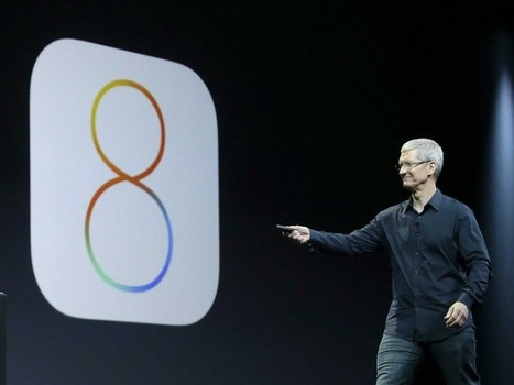 iOS 8 for iPhone and iPad | Tech News | Scoop.it
