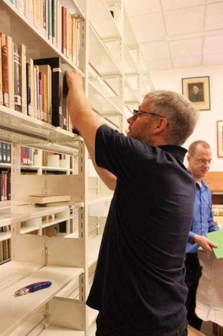 Kuttner Institute Library comes to Yale | Yale Law School Library | Library Collaboration | Scoop.it