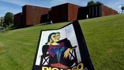 L'été Picasso lancé au musée Soulages | L'info tourisme en Aveyron | Scoop.it