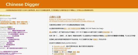 Chinese Digger: 自製生字簿 | 生字詞的教材設計 | Scoop.it