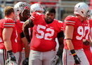 Ohio State Buckeyes' Johnathan Hankins a massive defensive lineman with speed, agility | Ohio State football | Scoop.it