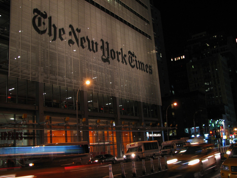 The New York Times of the future is beginning to take shape | digital marketing | Scoop.it