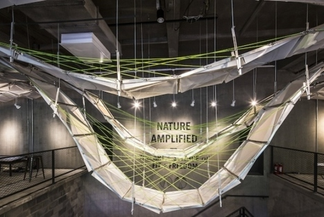 Nike's New Concept Store Constructed Entirely Out Of Trash [Pics] - PSFK | PCM showroom 2011 | Scoop.it