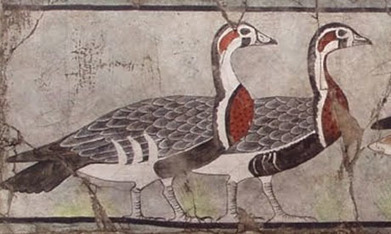 Egypt's famous 'Meidum Geese' tomb painting may be fake: Archaeologist - Ancient Egypt - Heritage - Ahram Online | Egyptology and Archaeology | Scoop.it