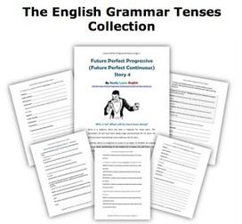 The ESL Times: 48 stories for English Tenses | quick 2 english | Scoop.it