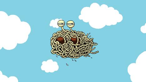 Déception : le pastafarisme n'est officiellement pas une religion aux États-Unis - Pop culture - Numerama | Veille pour rire ou sourire | Scoop.it