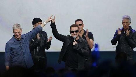 Le nouvel album de U2 gratuit sur iTunes | Art et Culture, musique, cinéma, littérature, mode, sport, danse | Scoop.it