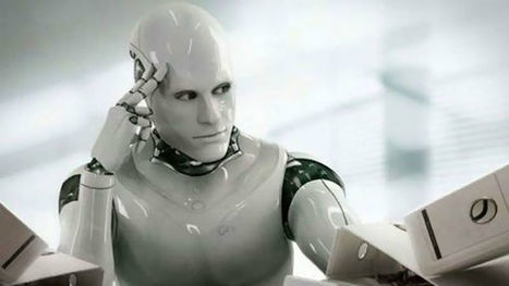 We Now Can Download Dead People's Personalities To A Robot | IELTS, ESP, EAP and CALL | Scoop.it