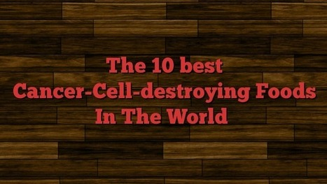 Comment on The 10 best Cancer-Cell-destroying Foods In The World by adeyemi | AHCC® (Active Hexose Correlated Compound, QoHL SHIITAKE®) | Scoop.it