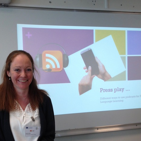 Beyond powerpoint: tools for novice language teachers | Technology and language learning | Scoop.it