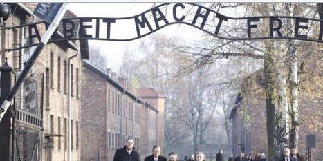 Condamnés pour un salut nazi à Auschwitz - 20 minutes.ch | Musée d'Auschwitz | Scoop.it