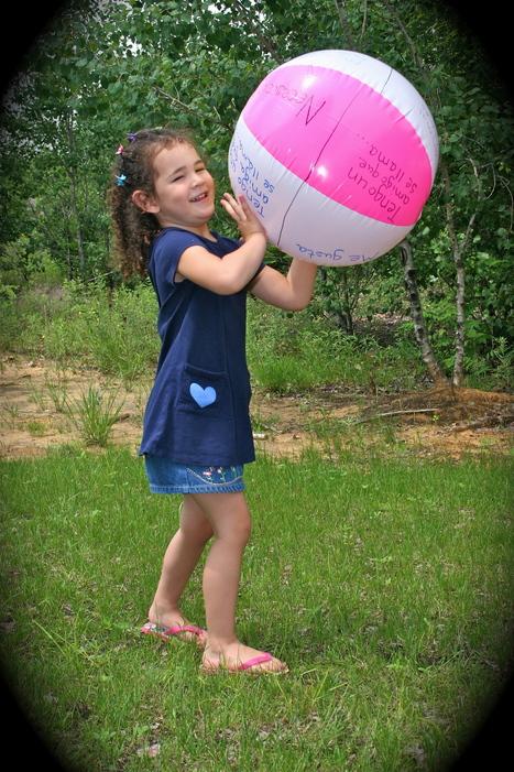7 Spanish Beach Ball Games for Kids | Speaking Activities | Scoop.it