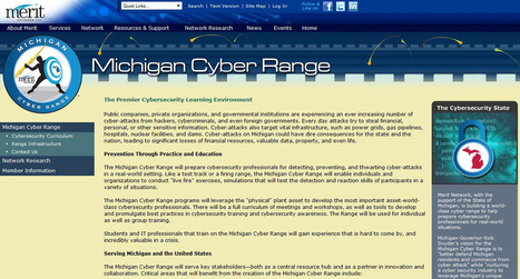 Michigan Cyber Range to Debut SCADA Security Training ... | The Special Circumstances of Infosec | Scoop.it