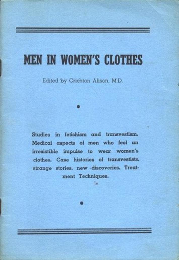 Men In Women's Clothes | Sex History | Scoop.it