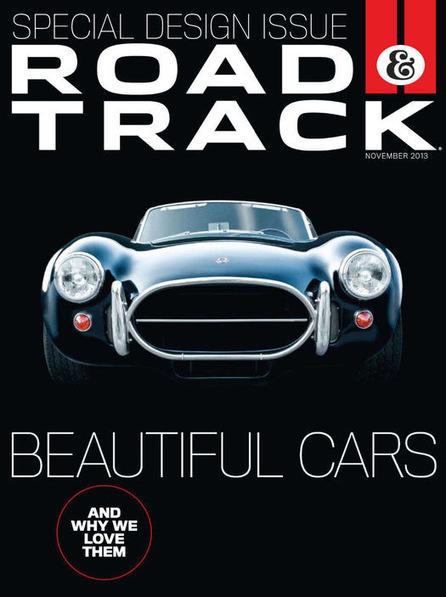 Get, Read, Simple: Road & Track - November 2013 | freepubtopia | Scoop.it