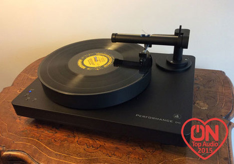 test platine vinyle clearaudio performance dc. Black Bedroom Furniture Sets. Home Design Ideas