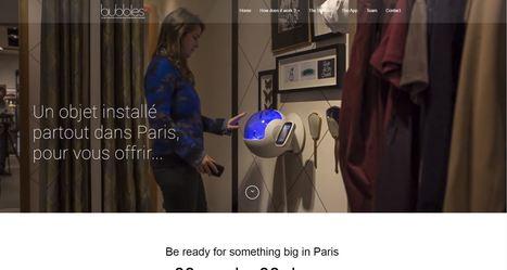 Drive-to-store: The Bubbles Company veut installer des bornes de recharge pour smartphone chez les commerçants | Magasin digital et connecte | Scoop.it