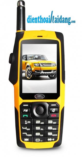Landrover SQ S8 | Điện thoại bộ đàm cài lưng | Dien thoai Hai Dang .com | Scoop.it