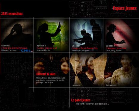 Espace jeunes | Internet Sans Crainte | Le journal du Cyber-citoyen | Scoop.it